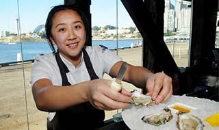 SCS Chef Ashley Chan