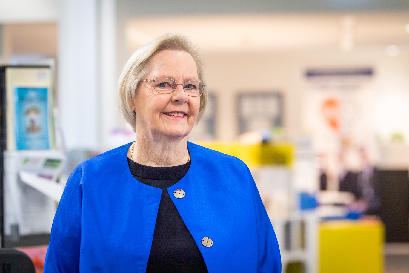 Sydney Catholic Schools' Director of Education and Research Dr Kate O'Brien