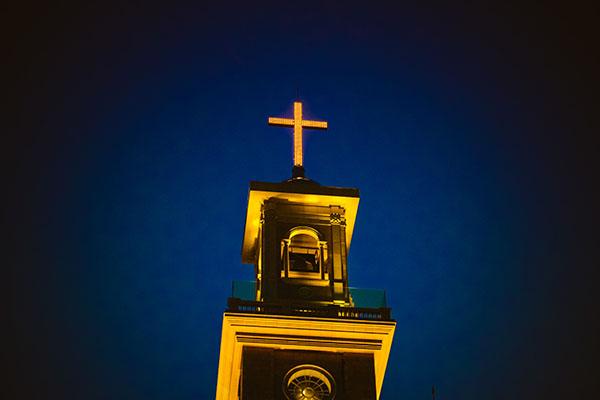 A church in Lebanon