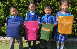 Our Lady of the Rosary Catholic Primary School Fairfield Kindergarten maths competition winners