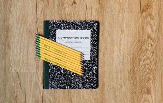 Books and Pencils Photo by Kelly Sikkema on Unsplash