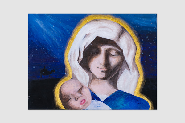 No. 11 Nicole Cheng Year 6 Holy Spirit Catholic Primary School, North Ryde The Peaceful Night