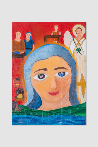No. 2 Natalie Andrews Year 6 St Joseph's Catholic Primary School Como/Oyster Bay Looking into the Path of Mary