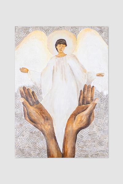No. 21 Alessandra Ezquerro Year 6 St Columbkille's Catholic Primary School, Corrimal In God's Hands