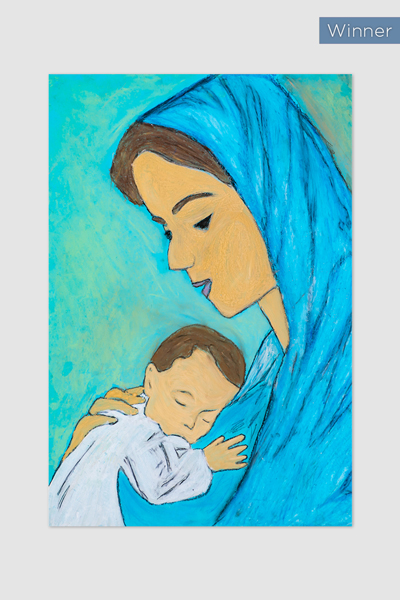 No. 32 Emma Iskra Year 5 Holy Innocents' Catholic Primary School, Croydon God is with Us