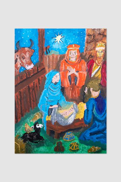 No. 36 James Kiely Year 6 St Margaret Mary's Catholic Primary School, Randwick North Jesus Christ's Birth