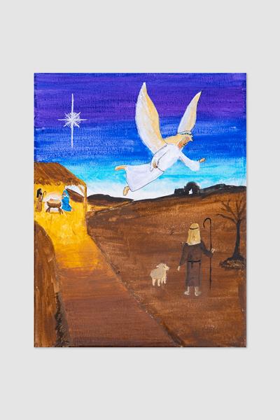 No. 48 Julia Loecker Year 5 Catherine McAuley Catholic Primary School, Orange Angel of God