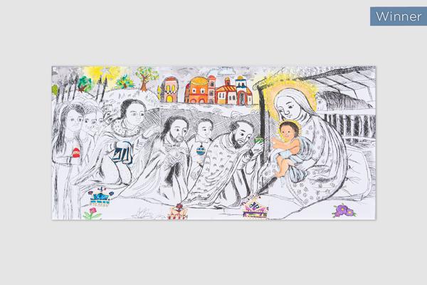 No.53 Sienna Maciel Year 6 St Joan of Arc Catholic Primary School, Haberfield The Gift