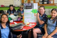 St Michael's Catholic Primary School Daceyville students