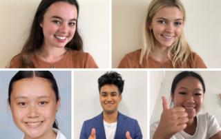 Sydney Catholic Schools' First in HSC Course recipients