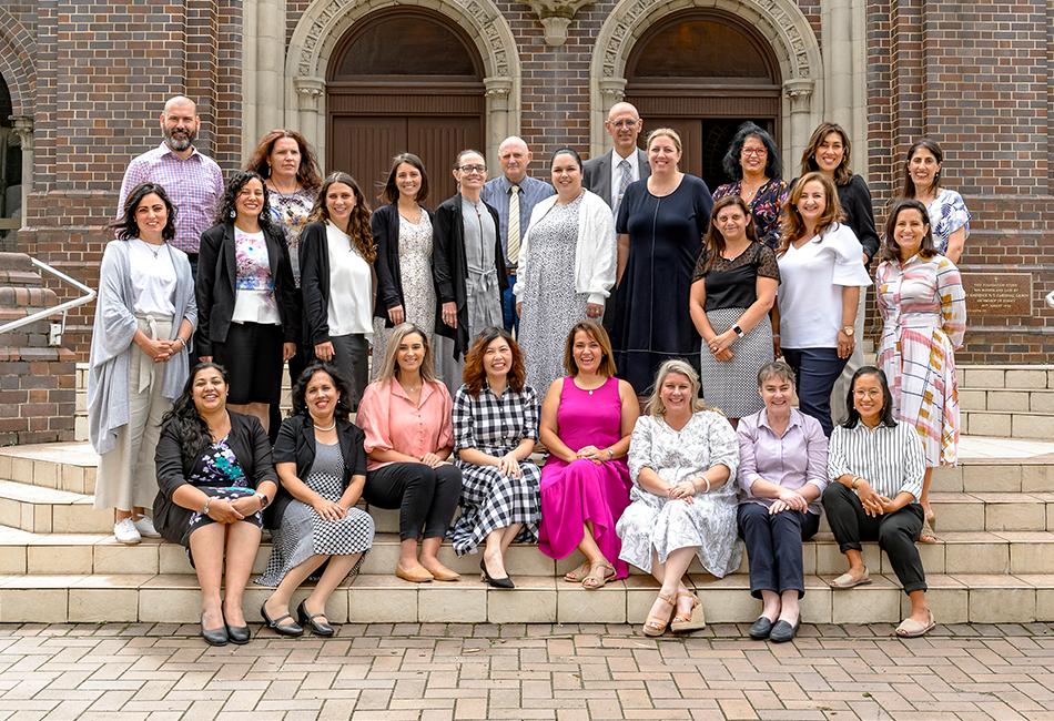 Sydney Catholic Schools New Family Educator Contingent for 2021