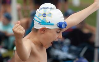 Zone 5 Swimming Carnival Swimming Cheering