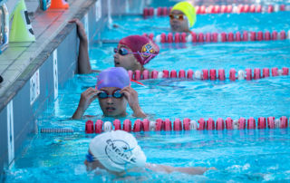 Sydney Catholic Schools' 2021 Archdiocesan Swimming Carnival Swimmers