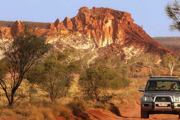 Ti Tree in the Northern Territory