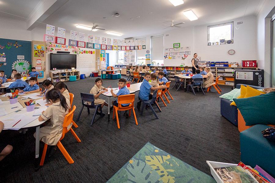 St Ambrose Catholic Primary School Concord West
