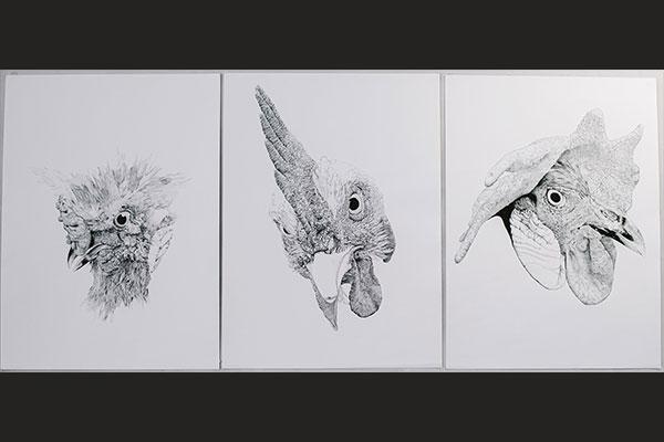 Freeman-Catholic-College-Bonnyrigg-Art-Express-Exhibition-selected