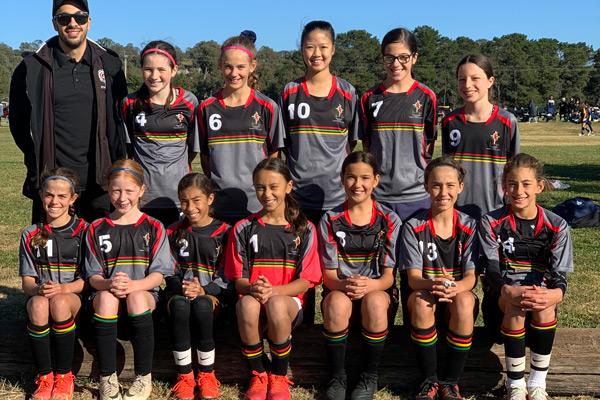 Girls Sydney Archdiocesan Team