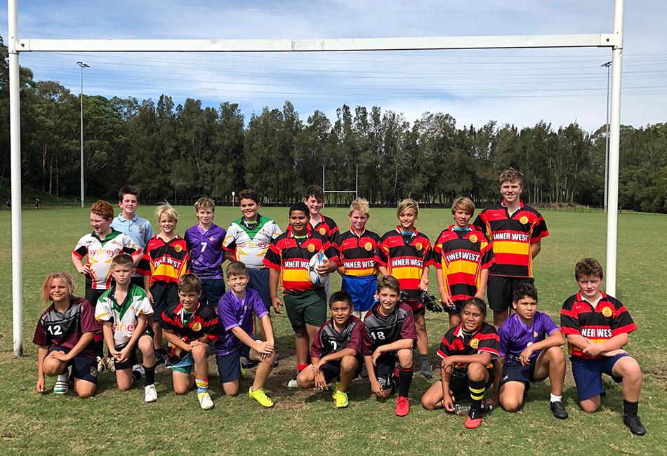 Rugby Union Sydney Archdiocesan Team