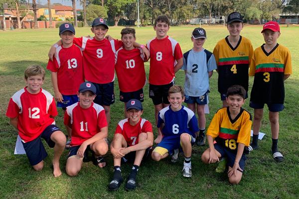 Sydney Archdiocesan Boys team
