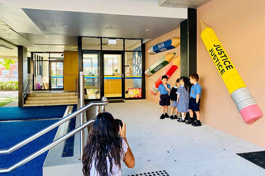 St Brendan's Catholic Primary School Central Bankstown