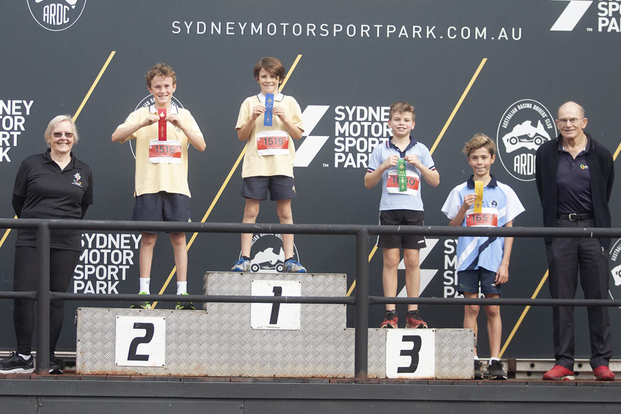 2021 Cross Coutry Podium Boys 10 Group C