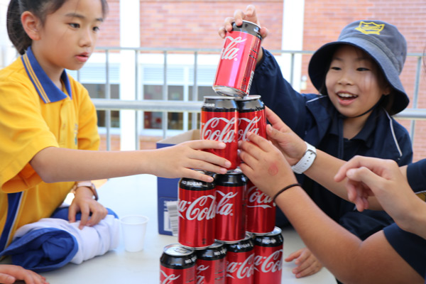Sydney Catholic Schools' students take part in Challenge Day activities