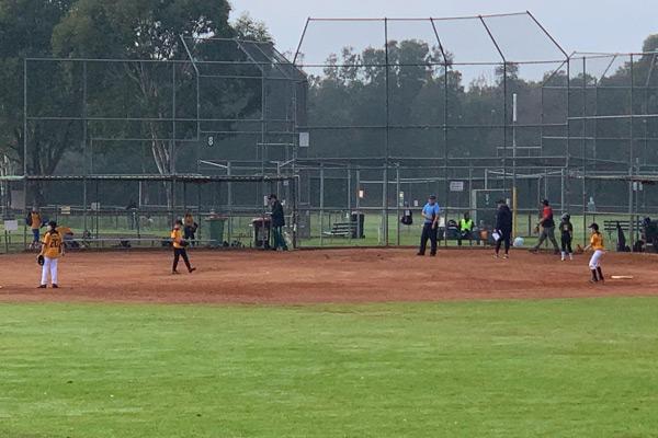 Softball Archdiocesan Trials