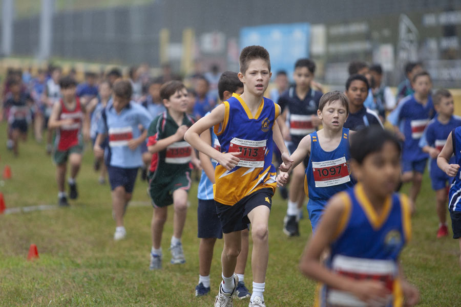 2021 Cross Country action 10