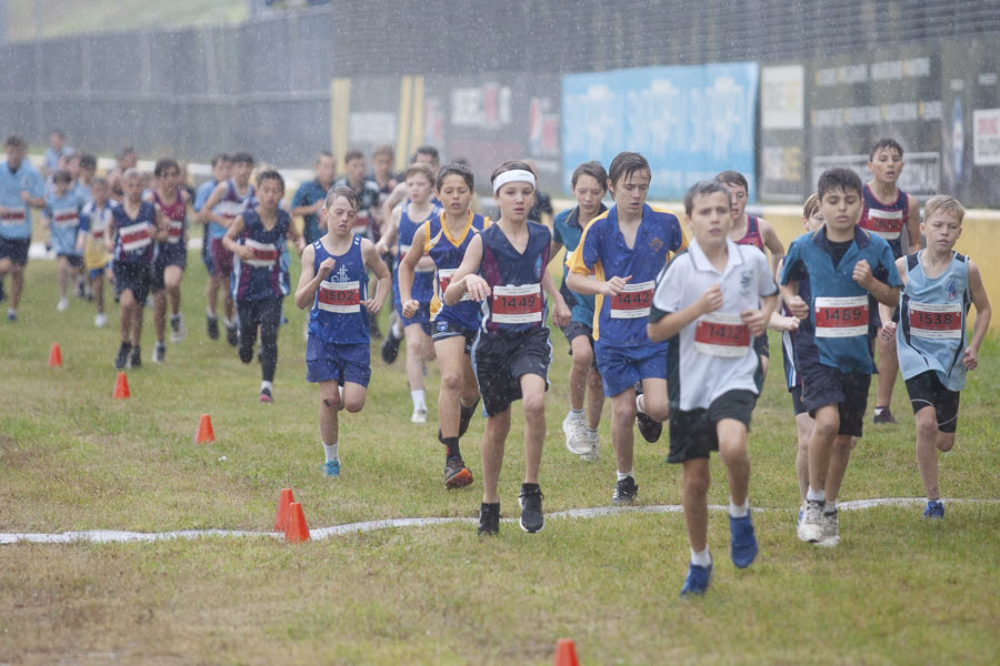 2021 Cross Country action 12