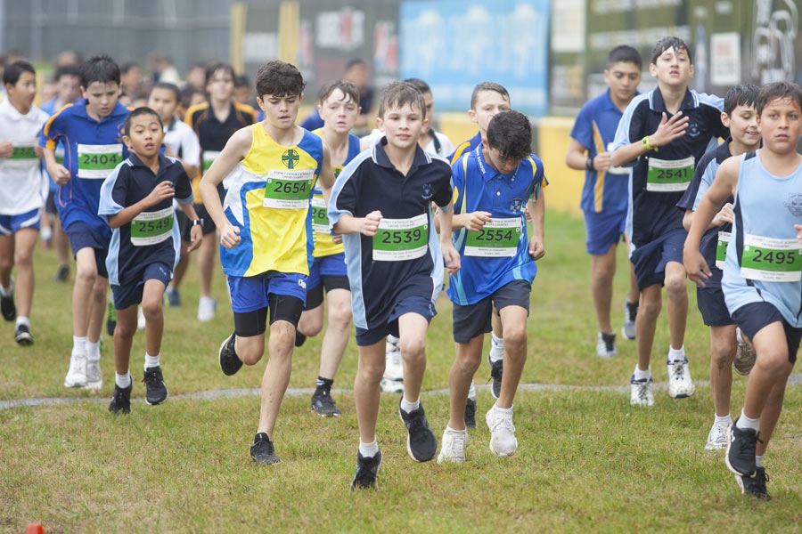 2021 Cross Country action 13