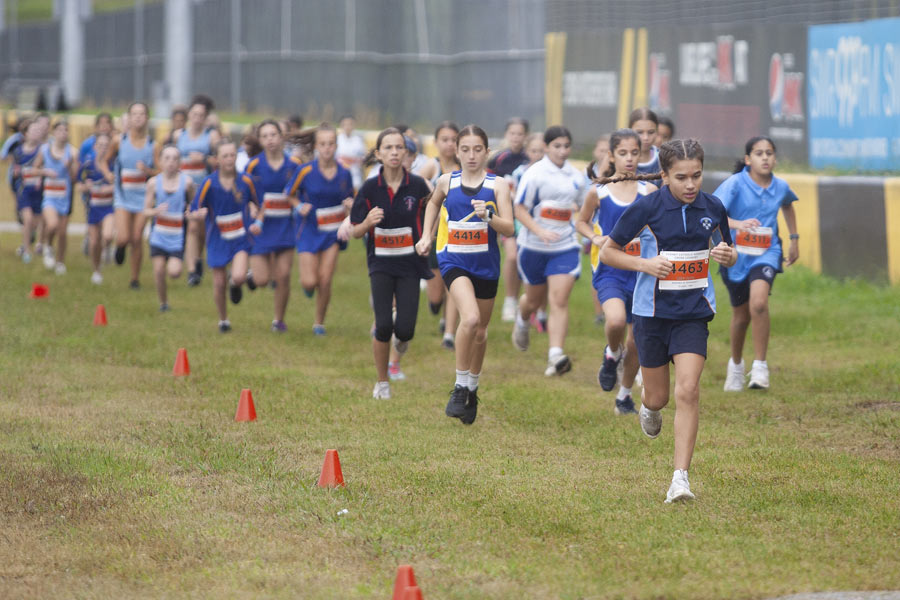 2021 Cross Country action 14
