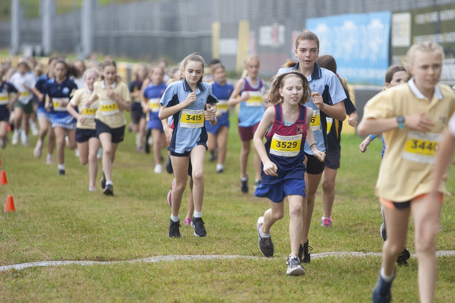 2021 Cross Country action 15