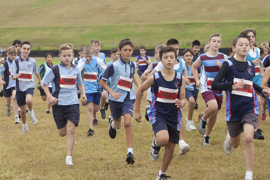 2021 Cross Country action 21