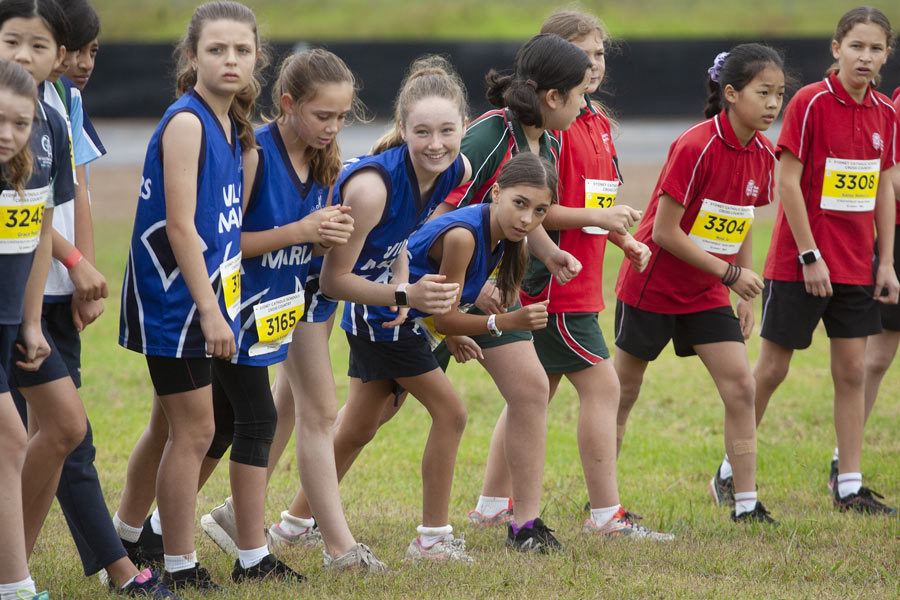 2021 Cross Country action 22