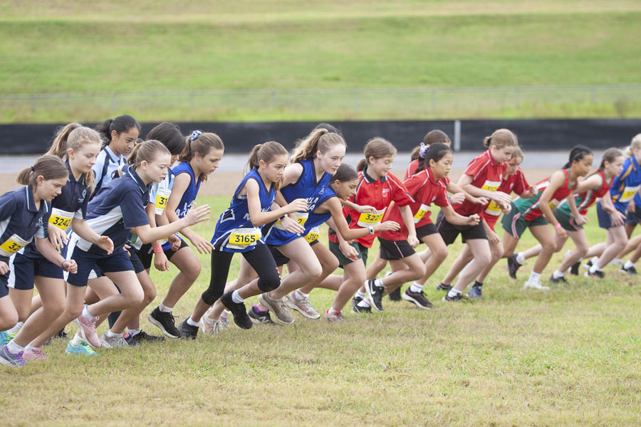2021 Cross Country action 23