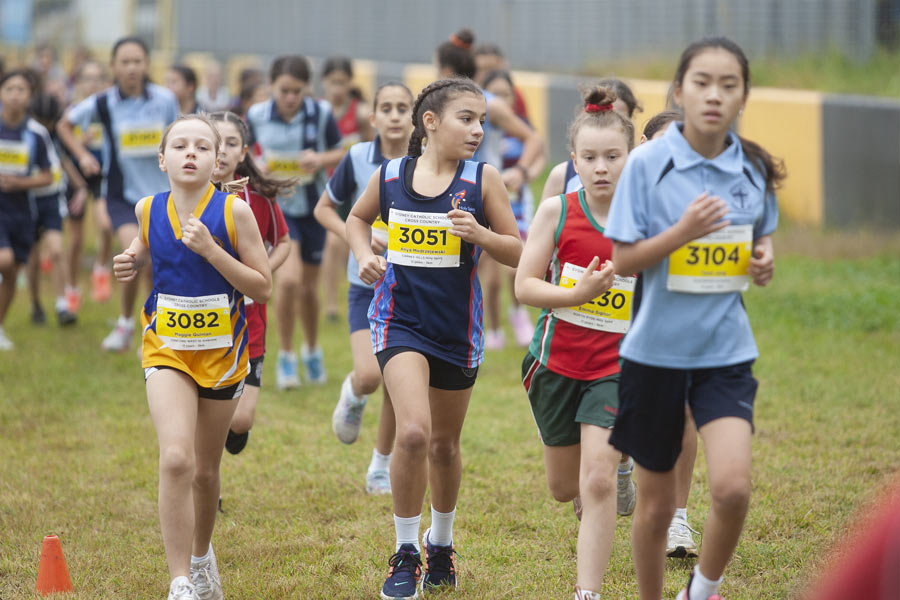 2021 Cross Country action 3