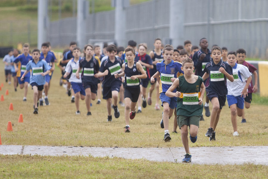 2021 Cross Country action 4