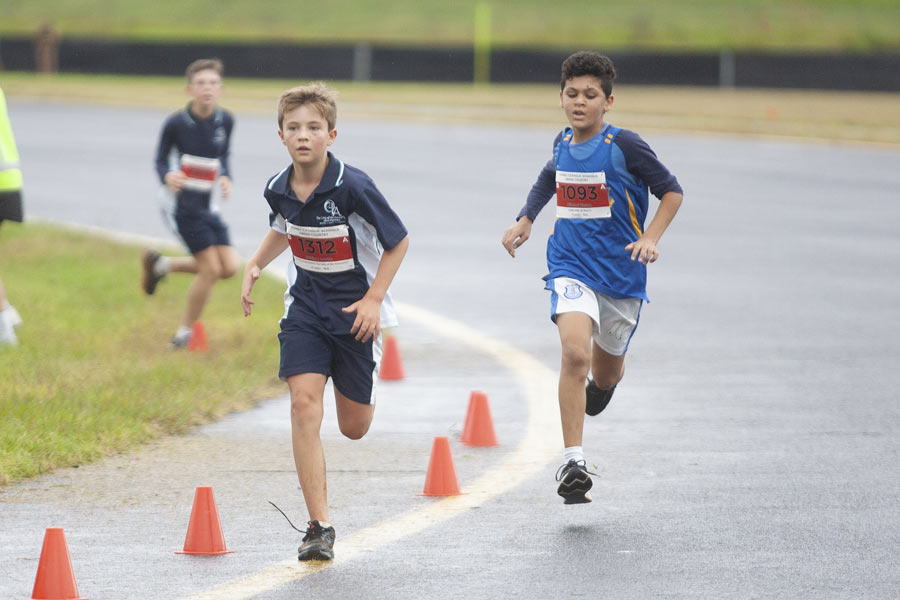 2021 Cross Country action 5