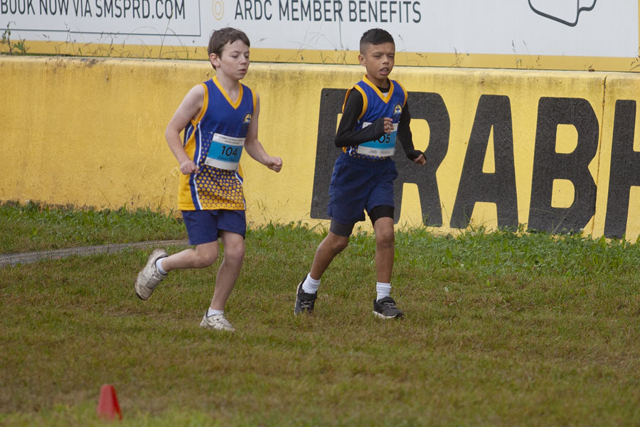 2021 Cross Country action 8