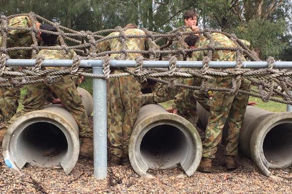 Holy Cross Ryde Army Cadet