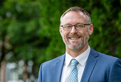 Jim Clifford SCS wellbeing specialist
