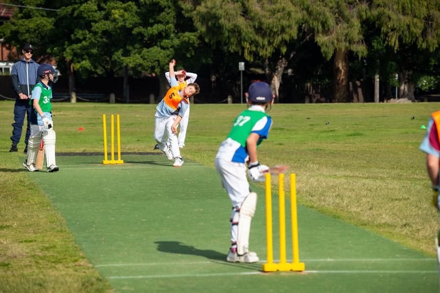 Cricket Archdiocesan Trials