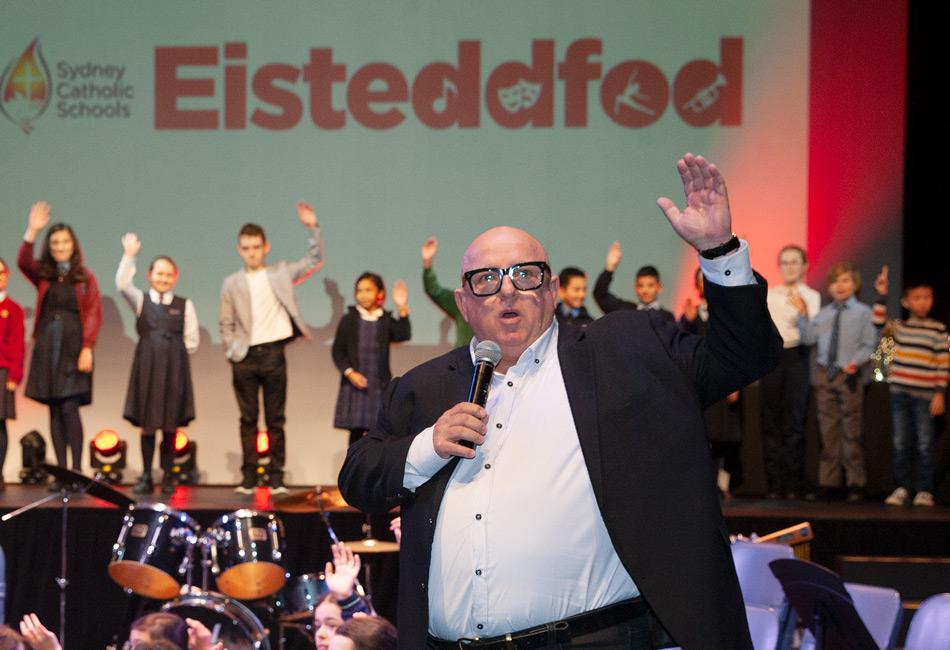 Greg Carger Eisteddfod