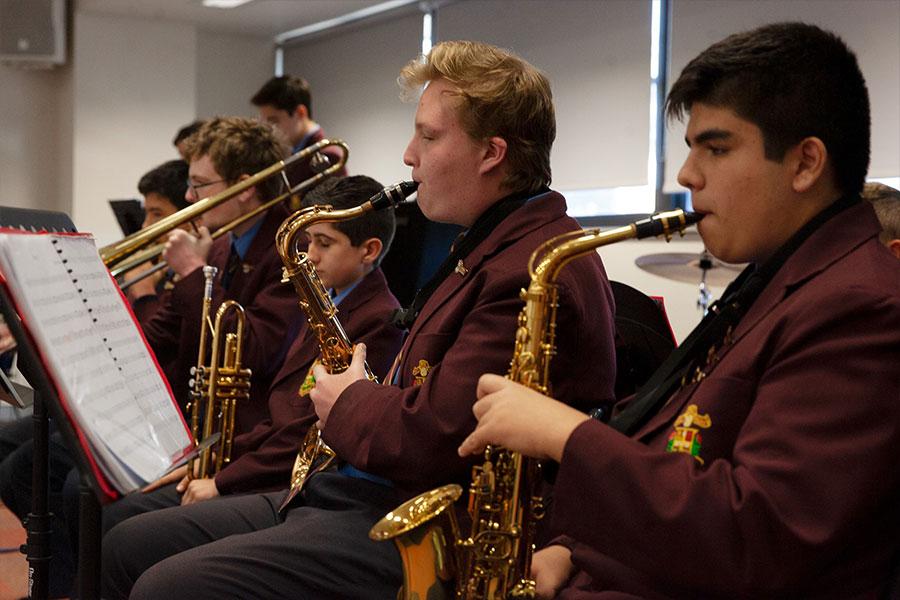 Sydney Catholic Schools Eisteddfod - Instrumental