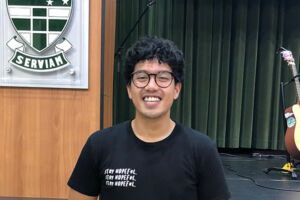 Sydney Catholic Schools' alumni Tommy Francisco