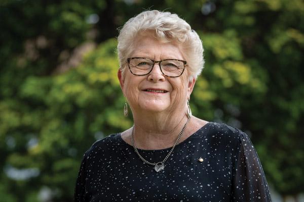 Sydney Catholic Schools' student wellbeing specialist, Jane Bridges