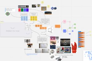 A STEM lesson on digital collaboration tool Miro.Miro.