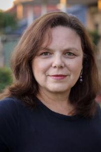 St Patrick's College Sutherland teacher Sylvia Eleftheriades
