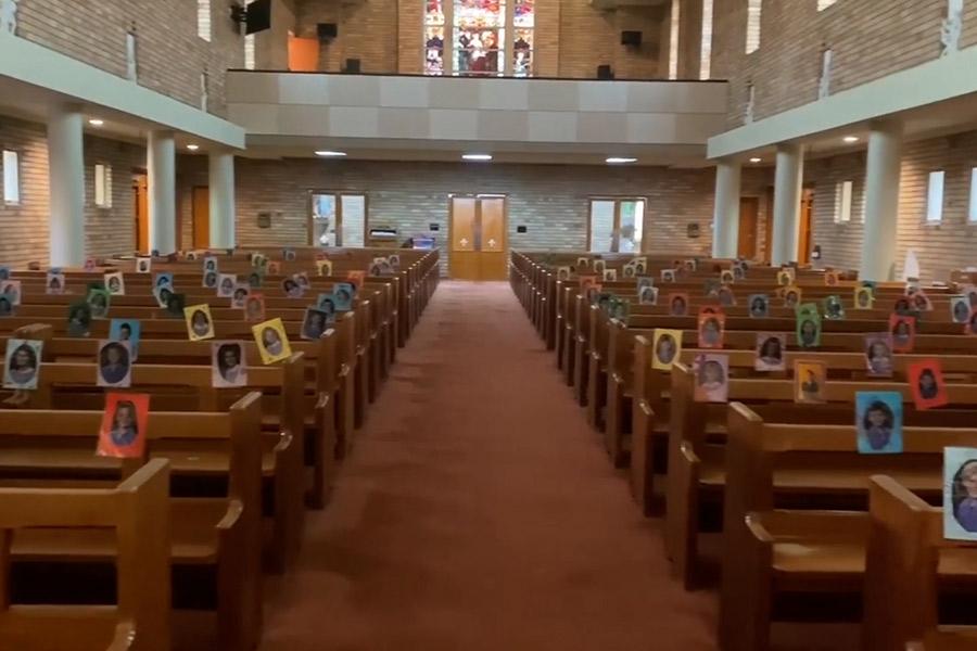 Joe Di Marti's funeral