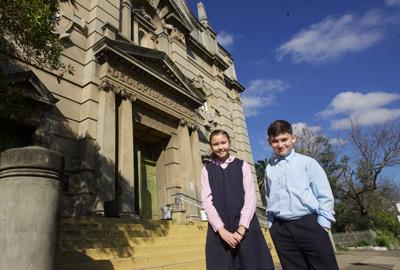 St Vincent Students